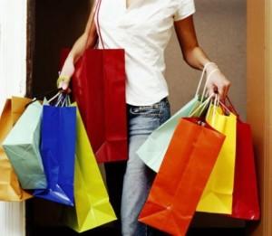 Спонтанные покупки неудержимы