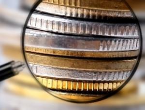 почему края монет ребристые