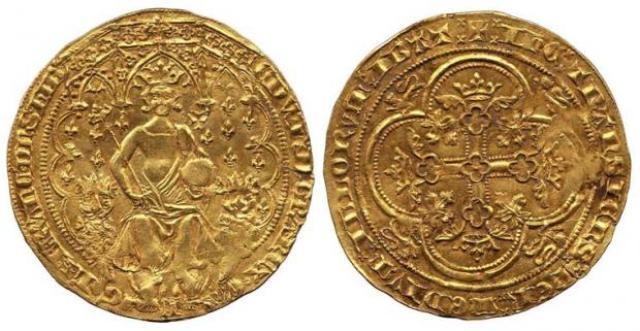 флорин Эдуарда 3 1343 года